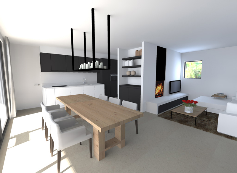 fotoboek appartement koksijde crop projects. Black Bedroom Furniture Sets. Home Design Ideas